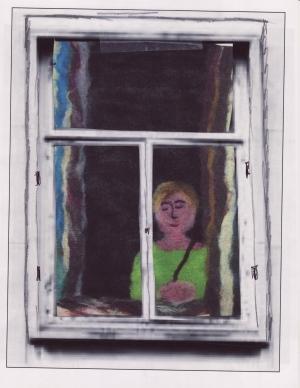 Day Dream window frame