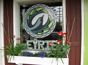 Eyrie sign