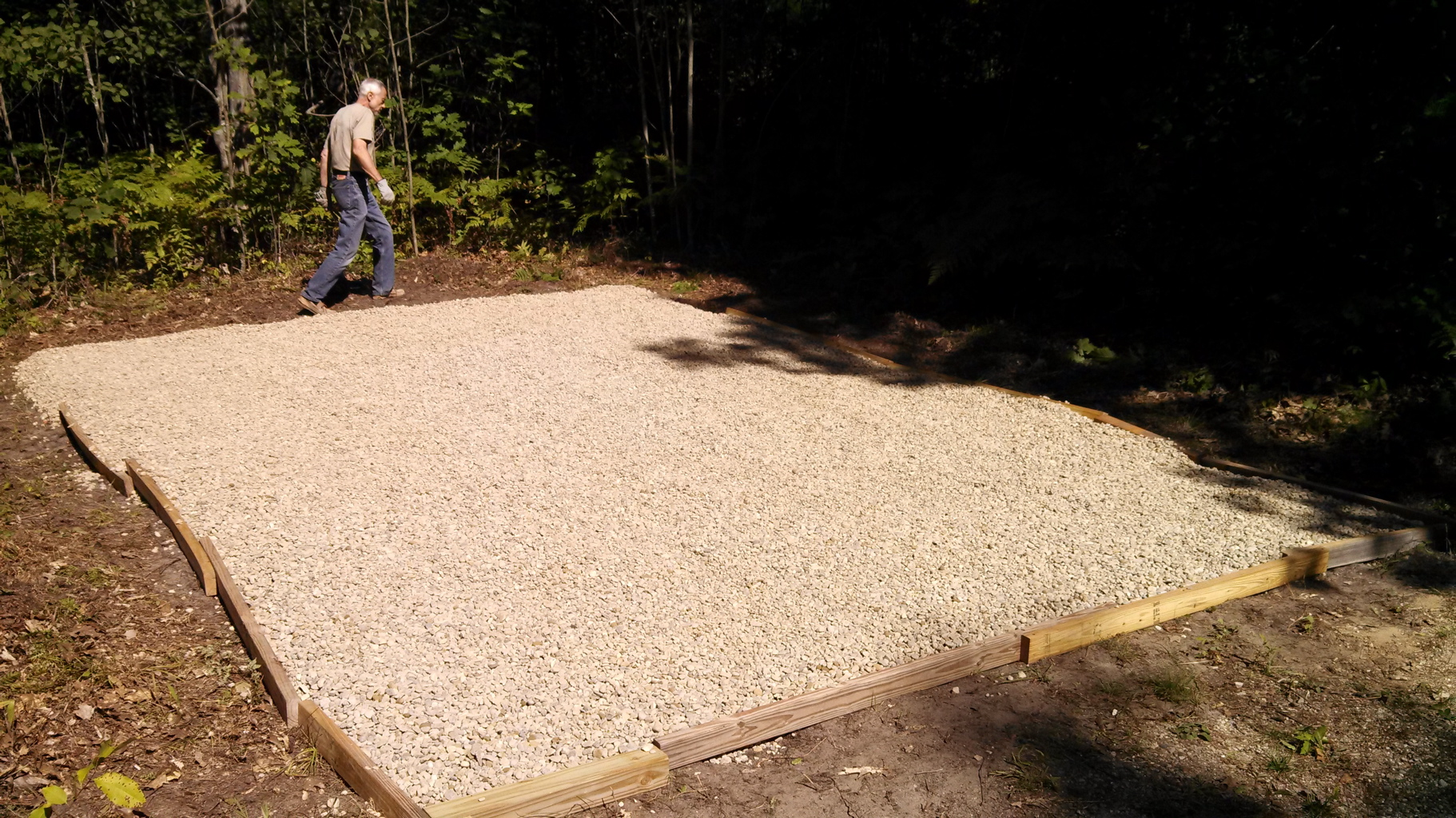 Weave story riverbend building the studio part 1 for Topsoil delivery