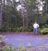 gravel prep