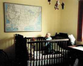 nursery map